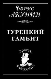 Турецкий гамбит - Акунин Борис