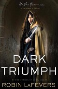 Dark Triumph - LaFevers Robin