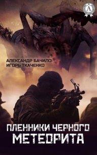 Пленники черного метеорита - Бачило Александр Геннадьевич