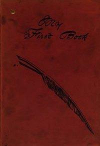 My First Book - Jerome Jerome Klapka