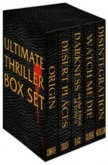 Ultimate Thriller Box Set - Crouch Blake
