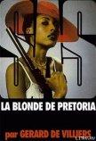 Блондинка из Претории - де Вилье Жерар
