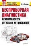 Бесприборная диагностика неисправностей легковых автомобилей - Волгин Владислав Васильевич